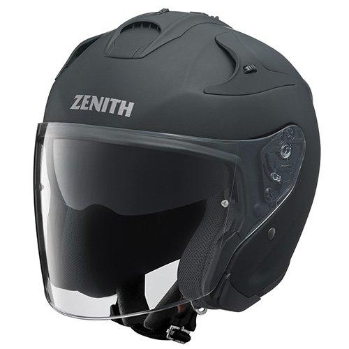 야마하 제트 헬멧 YJ-17 (YJ17) ZENITH-P (YJ-17-P) 핀 자물쇠 장 운영 쉴드 (핀 자물쇠 장 별매) 썬 바이 저 장착