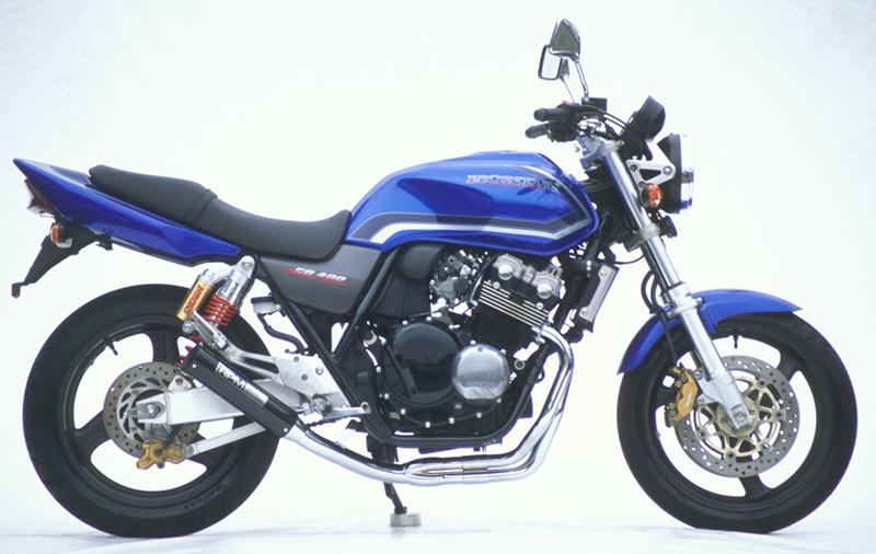 【RPM】【アールピーエム】 HONDA CB400SF(VTEC) 99-06用 RPM SHORT HC/アルミ【2022】 フルエキゾーストマフラー
