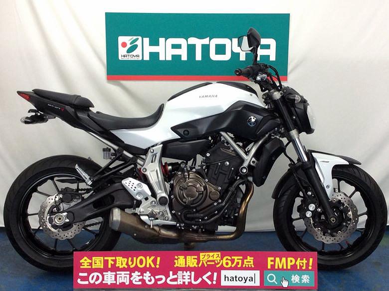 【諸費用コミコミ価格】中古 ヤマハ MT-07 ABS YAMAHA MT-07ABS【0367u-ageo】