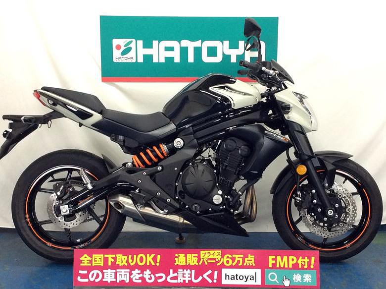 【諸費用コミコミ価格】中古 逆輸入車 ER-6N KAWASAKI ER-6N【0869u-ageo】