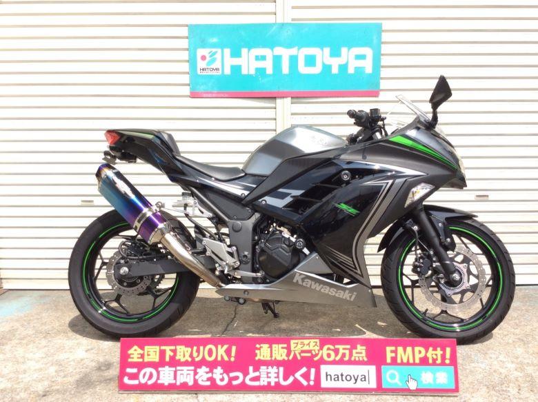 【諸費用コミコミ価格】値下げしました ▼ 中古 カワサキ Ninja 250 KAWASAKI【a4133u-kawa】