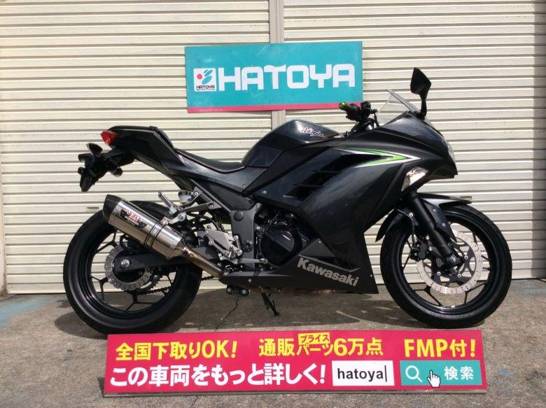 【諸費用コミコミ価格】値下げしました ▼ 中古 カワサキ Ninja 250 KAWASAKI【a4568u-kawa】