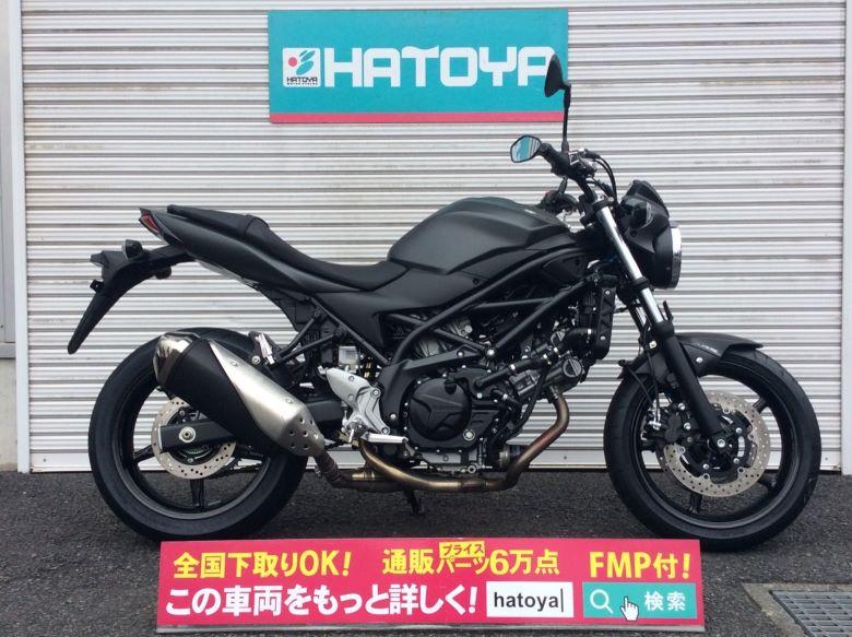 【諸費用コミコミ価格】中古 スズキ SV650 SUZUKI