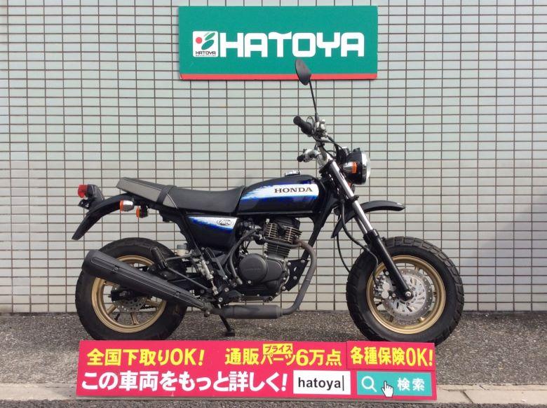 【諸費用コミコミ価格】中古 ホンダ Ape100 タイプD HONDA