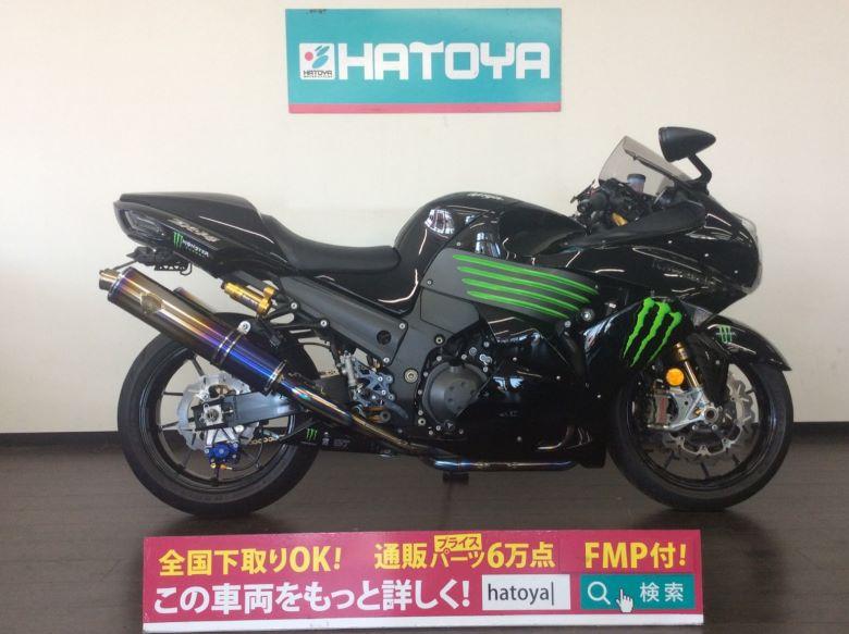 値下げしました ▼ 中古 カワサキ Ninja ZX-14 KAWASAKI【a5093u-kabe】