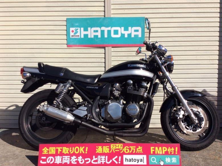 値下げしました ▼ 中古 カワサキ ZEPHYR750 KAWASAKI【a5275u-kawa】