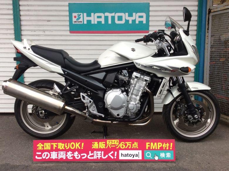 【諸費用コミコミ価格】中古 スズキ Bandit1250S SUZUKI