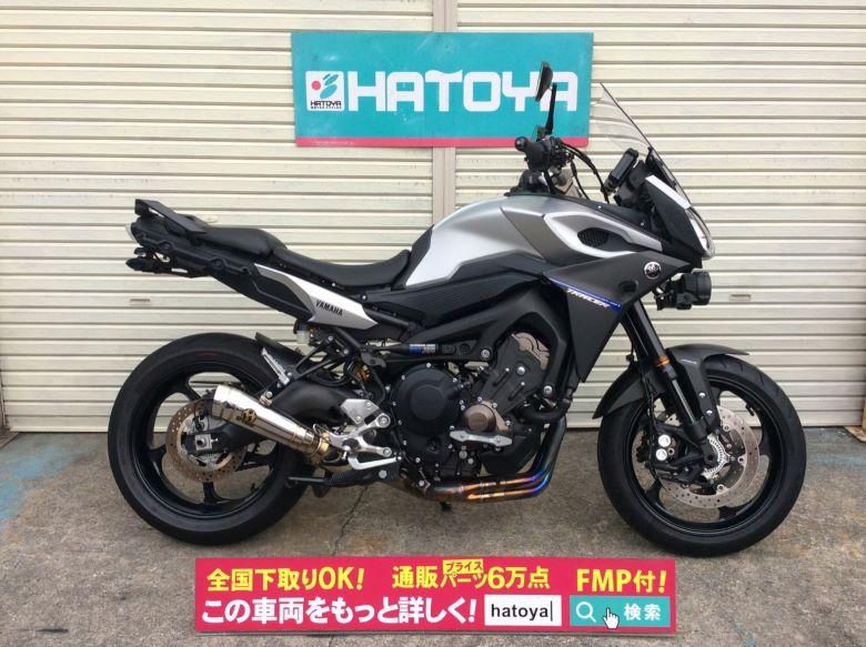 値下げしました ▼ 中古 ヤマハ MT-09トレーサー YAMAHA【a5526u-kawa】