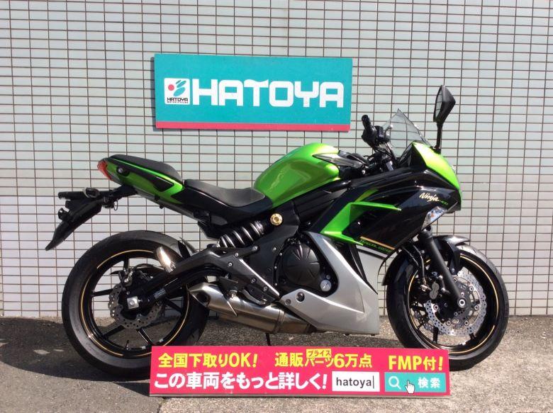 【諸費用コミコミ価格】中古 カワサキ ニンジャ400スペシャルエディション KAWASAKI Ninja400SE【1345u-yono】