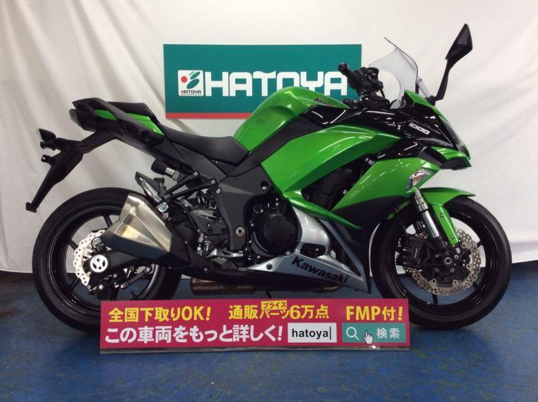 【諸費用コミコミ価格】中古 カワサキ ニンジャ1000 ABS KAWASAKI Ninja1000 ABS【2556u-ageo】