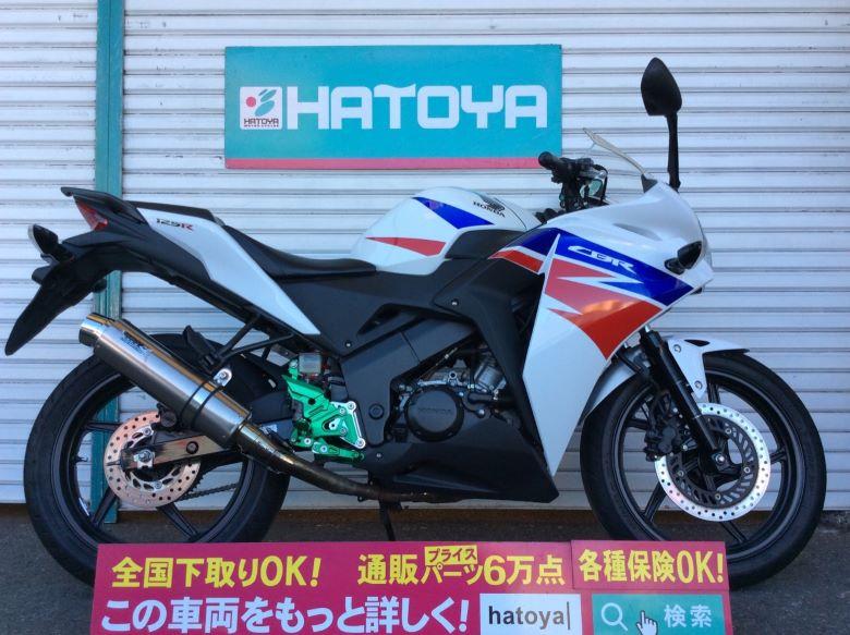 【諸費用コミコミ価格】中古 ホンダ CBR125R HONDA