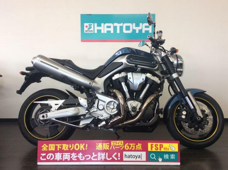【諸費用コミコミ価格】中古 ヤマハ MT-01 YAMAHA