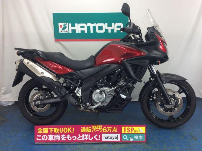 【諸費用コミコミ価格】中古 スズキ V-ストローム650 SUZUKI