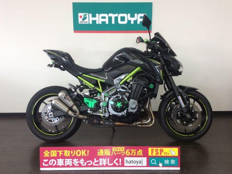 値下げしました ▼ 中古 カワサキ Z900 KAWASAKI【a6526u-kabe】