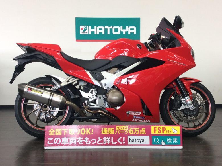 【諸費用コミコミ価格】中古 ホンダ VFR800F HONDA