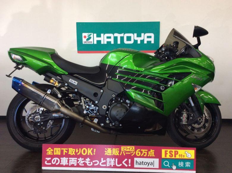 【諸費用コミコミ価格】中古 カワサキ Ninja ZX-14R KAWASAKI