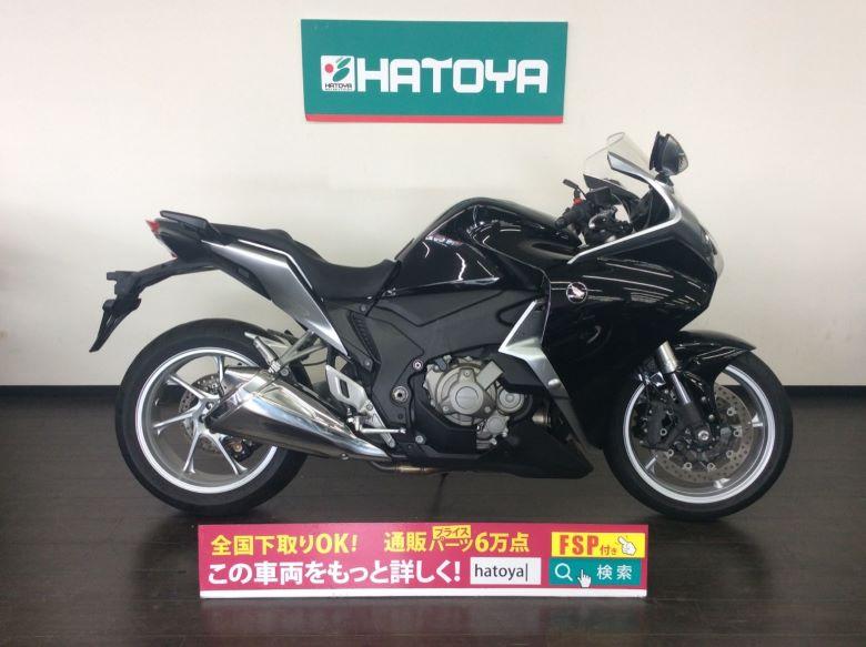 【諸費用コミコミ価格】中古 ホンダ VFR1200F DCT HONDA