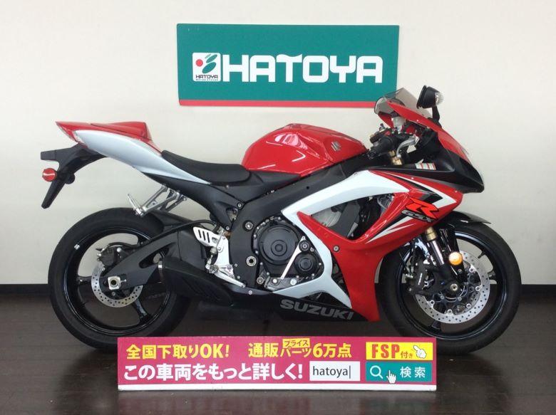 【諸費用コミコミ価格】中古 スズキ GSX-R600 SUZUKI