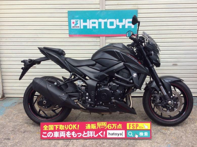 【諸費用コミコミ価格】中古 スズキ GSX-S750 SUZUKI