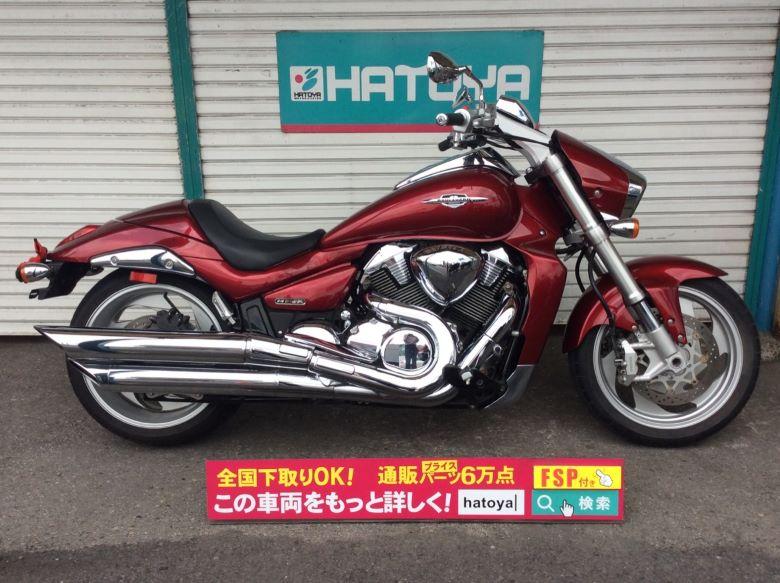 【諸費用コミコミ価格】中古 スズキ ブルバ-ドM109R SUZUKI