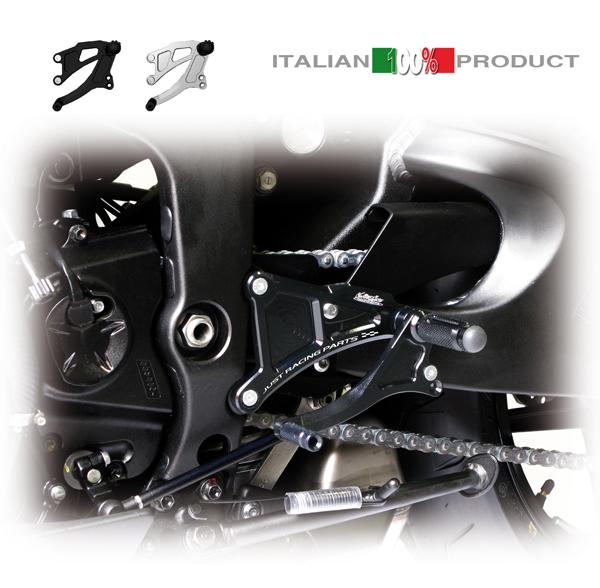 バイク用品 バックステップ セール バルターモト.C CBR600RR COMPONENTS 4548664562732取寄品 BLK 09-14VMC-PEH85 スタートP変更可 MOTO ステップVALTER
