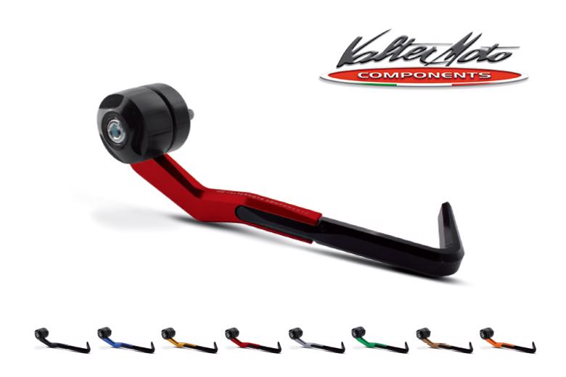 バイク用品 ハンドルVALTER MOTO COMPONENTS バルターモト.C レバーガードEVO レッド STA01 HONDA STA01VMC-SR02U-STA01 4550255002725取寄品 セール