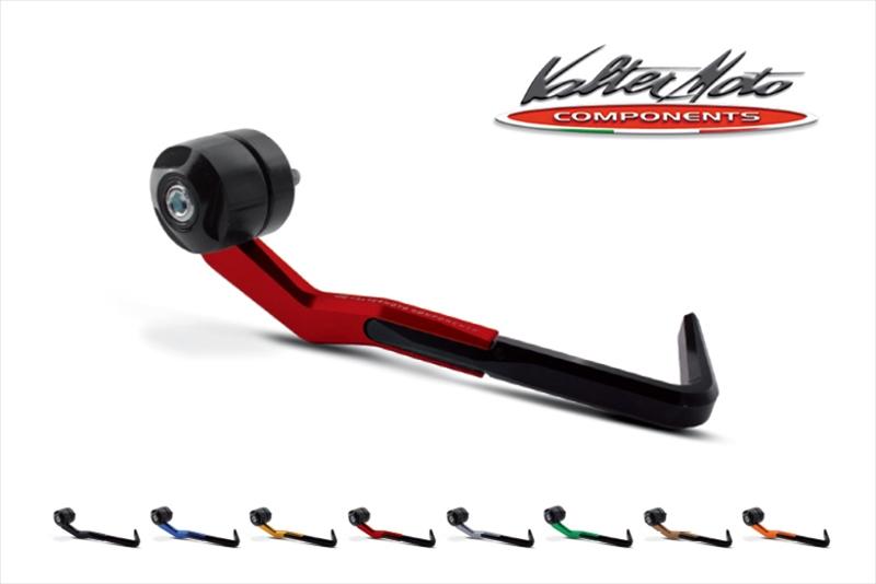 バイク用品 ハンドルVALTER MOTO COMPONENTS バルターモト.C レバーガードEVO オレンジ STA08 YAMAHA TRIUMPH STA08VMC-SR02U-STA08 4550255003029取寄品 セール