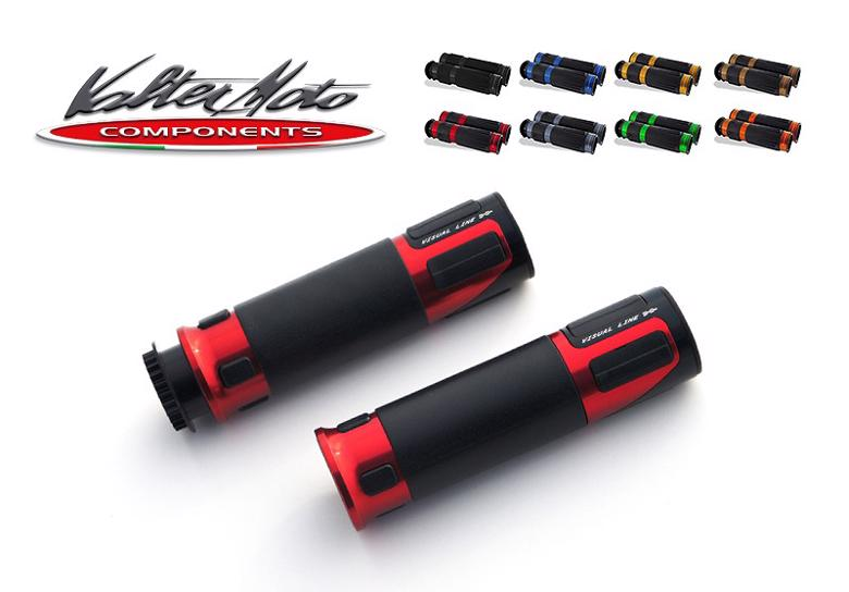 バイク用品 ハンドルVALTER MOTO COMPONENTS バルターモト.C グリップ TOPタイプ グリーンVMC-GRP01 8054931056768取寄品 セール