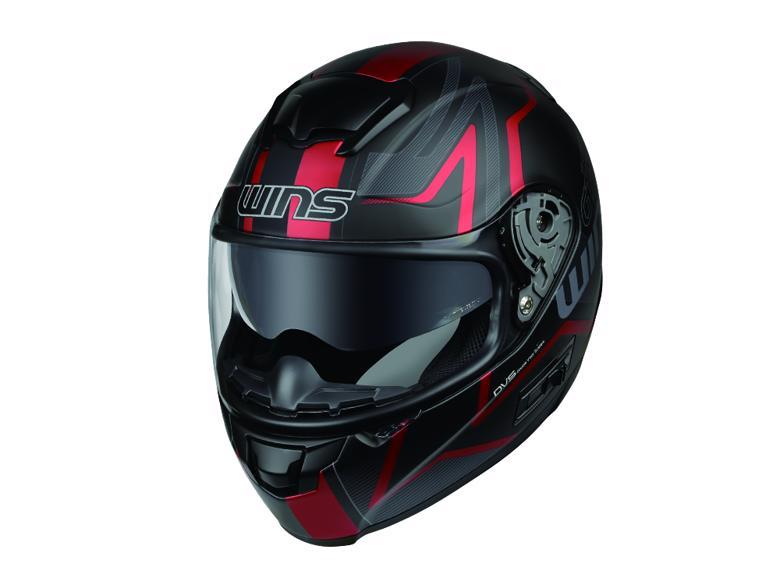 バイク用品 ヘルメット ヘルメットウインズ WINS FF-COMFORT GT-Z マットブラック×レッド XL4560385765810 4560385765810取寄品