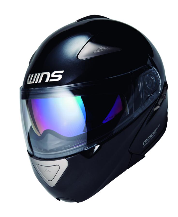 バイク用品 ヘルメット ヘルメットウインズ WINS MODIFY ソリッド メタリックブラック XL4560385766022 4560385766022取寄品 スーパーセール