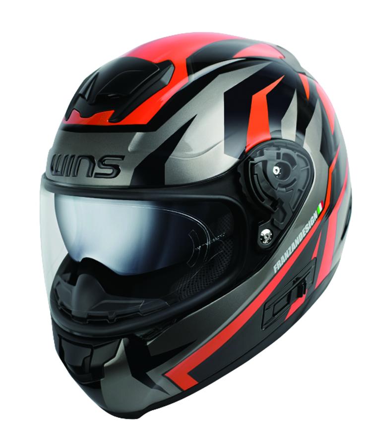 バイク用品 ヘルメット ヘルメットウインズ WINS FF-COMFORT TANATOS ブラックxオレンジ XL4560385766831 4560385766831取寄品 スーパーセール