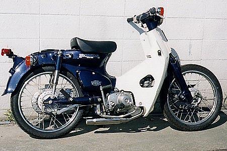 バイク用品 マフラー 4ストフルエキゾーストマフラーウイルズウィン WirusWin シャープダウンマフラー カブ50722-52-01 4547424495693取寄品 スーパーセール