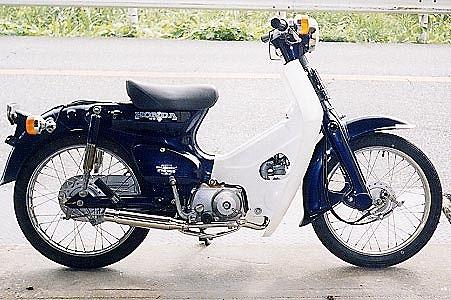 バイク用品 マフラー 4ストフルエキゾーストマフラーウイルズウィン WirusWin シャープタイプマフラー カブ70732-51-01 4547424866158取寄品 スーパーセール