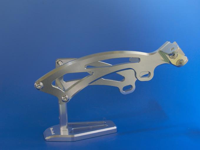 バイク用品 ステップ ステップ&ステップボード&タンデムキットウッドストック WOODSTOCK タンデムキット シャンパンゴールド ZEPHYR750PSG-K21-00 4548664260539取寄品 セール