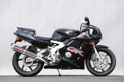 バイク用品 マフラーヤマモトレーシング YAMAMOTORACING ステン4-1 カーボンサイレンサー CBR400RR 90-10403-11SCB 4521717000832取寄品
