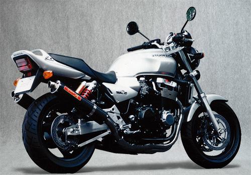 バイク用品 マフラーヤマモトレーシング YAMAMOTORACING ステンスリップオンチタンサイレンサー2ホンダシ CB1300SF -0211302-02NTB 4521717002065取寄品 スーパーセール