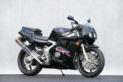 バイク用品 マフラーヤマモトレーシング YAMAMOTORACING SUS ステン カーボン 4-2-1UP CBR400RR 90-10403-21SCR 4521717004342取寄品 スーパーセール