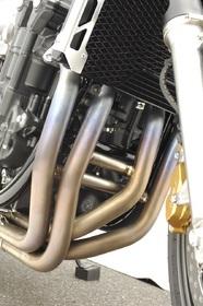 バイク用品 マフラーヤマモトレーシング YAMAMOTORACING チタン4-1 UP カーボンサイレンサー CB1300SF 08-1311306-11UCB 4521717004427取寄品 スーパーセール