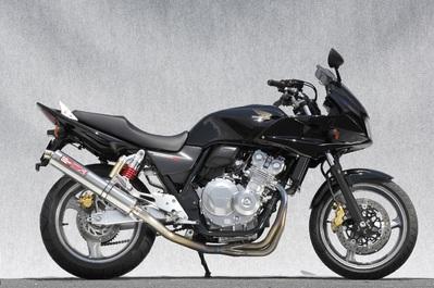 バイク用品 マフラーヤマモトレーシング YAMAMOTORACING チタン4-1 チタンサイレンサー CB400SF 08-1310412-11TTB 4521717004472取寄品 スーパーセール