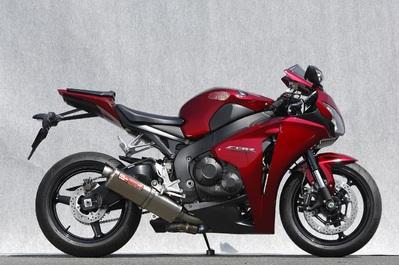 バイク用品 マフラーヤマモトレーシング YAMAMOTORACING スリップオン チタンサイレンサー CBR1000RR 08-1311008-01NTB 4521717004533取寄品 スーパーセール