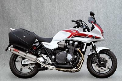 バイク用品 マフラーヤマモトレーシング YAMAMOTORACING SUSスリップオン チタンサイレンサー CB1300ST 10-11309-01NTB 4521717004984取寄品 スーパーセール