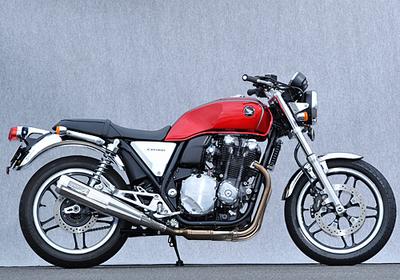 バイク用品 マフラーヤマモトレーシング YAMAMOTORACING SPEC-A スリップオン メガホン CB1100 10-11103-01MSN 4521717005059取寄品 スーパーセール