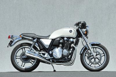 バイク用品 マフラーヤマモトレーシング YAMAMOTORACING SPEC-A SUS 4-1-2 メガホン CB1100 10-11103-82MSN 4521717005097取寄品 スーパーセール