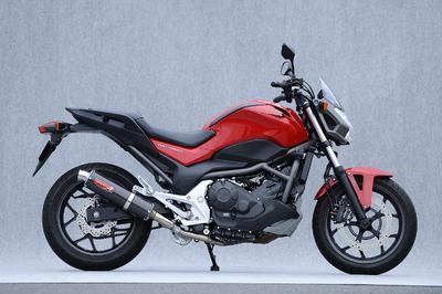 バイク用品 マフラーヤマモトレーシング YAMAMOTORACING SPEC-A スリップオン カーボン NC700S 12-1310701-01NCB 4521717005981取寄品 スーパーセール