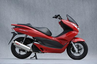 バイク用品 マフラーヤマモトレーシング YAMAMOTORACING SPEC-A ステンレス オーバル PCX150 1210150-71SOC 4521717006155取寄品 スーパーセール