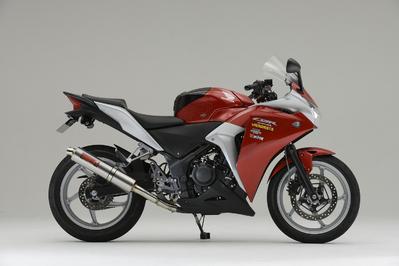 バイク用品 マフラーヤマモトレーシング YAMAMOTORACING SPEC-A スリップオン チタン CBR250R JBK-MC41 11-10261-01NTC 4521717006186取寄品 スーパーセール