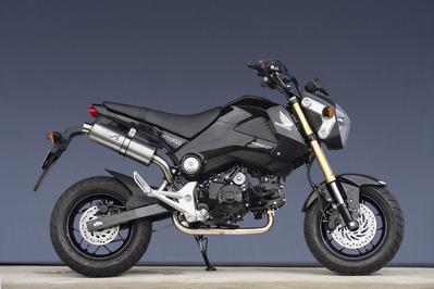 バイク用品 マフラーヤマモトレーシング YAMAMOTORACING SUS UP チタン認証 GROM 13-1510127-71UTJ 4521717006407取寄品 スーパーセール