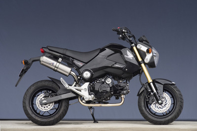 バイク用品 マフラーヤマモトレーシング YAMAMOTORACING SUS UP オーバル コーン認証 GROM 13-1510127-71UO2 4521717006421取寄品 スーパーセール