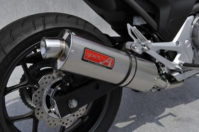 バイク用品 マフラーヤマモトレーシング YAMAMOTORACING スリップオン オーバル チタンサイレンサー NC750X S インテグラ 14-1510754-01NOB 4521717006490取寄品 スーパーセール