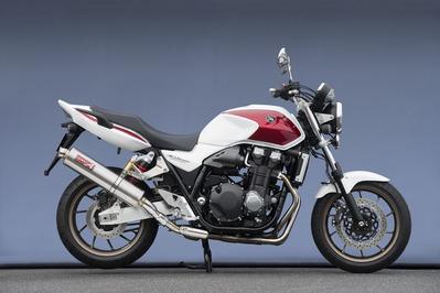バイク用品 マフラーヤマモトレーシング YAMAMOTORACING SUS スリップオン チタンサイレンサー CB1300SF 14-11312-01NTN 4521717006612取寄品 スーパーセール